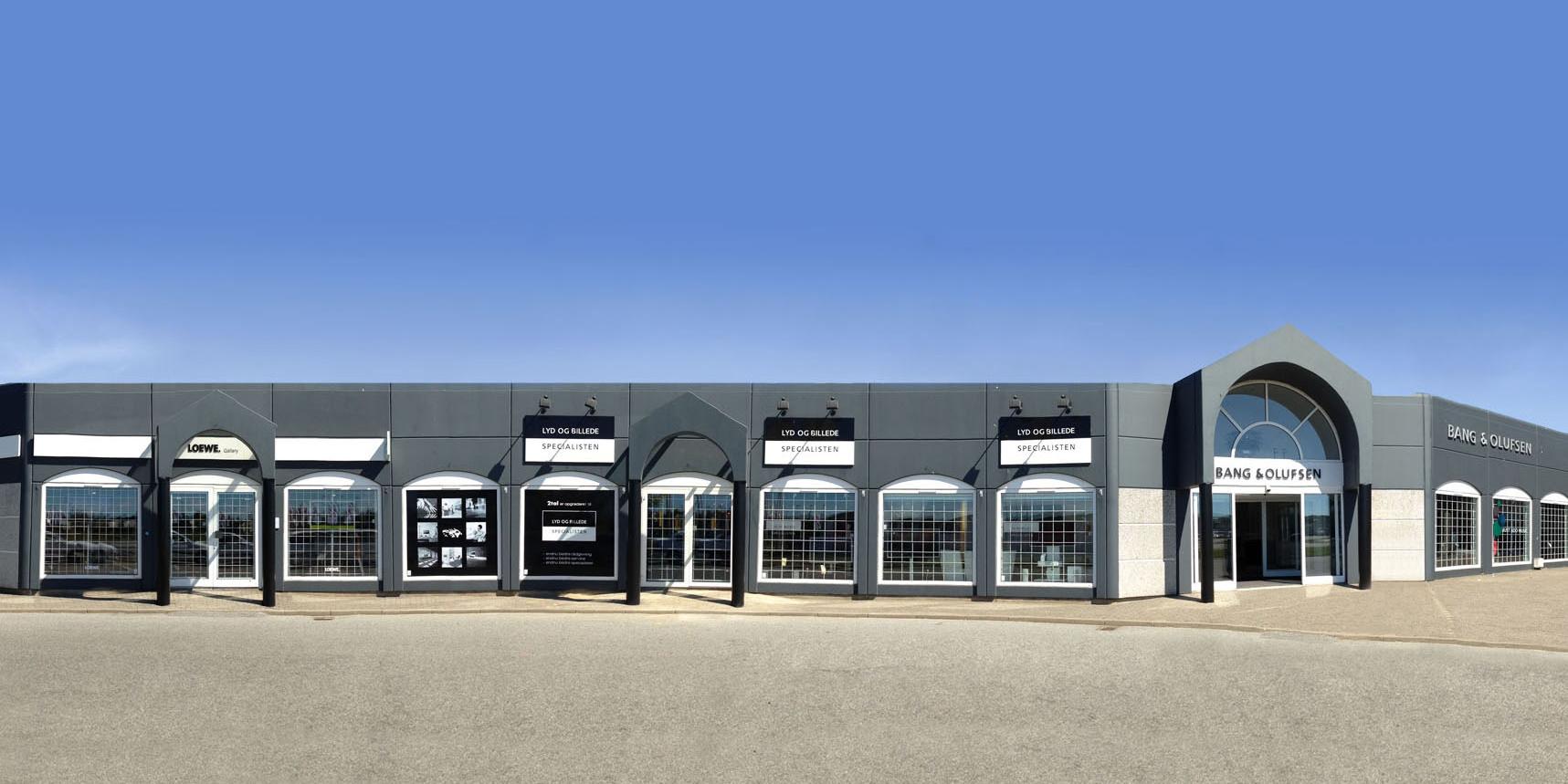 Vi har opgraderet og udvidet vores 3 butikker | HIFI Center