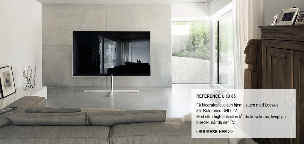 Loewe Reference 85 UHD